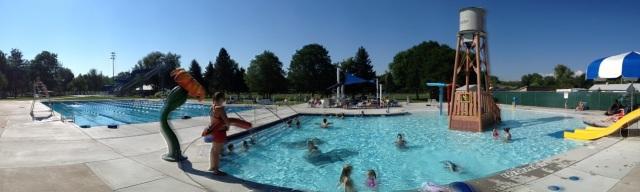Anderson Pool & Rec Center in Wheat Ridge
