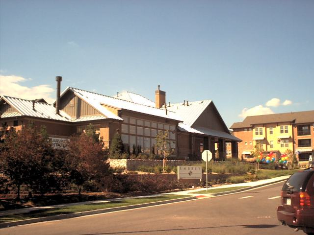 Existing Arvada Station apartments in Arvada Ridge