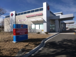 Arvada Emergency Room on Ralston Road