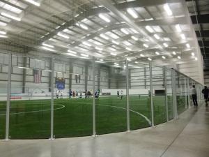 Apex indoor soccer