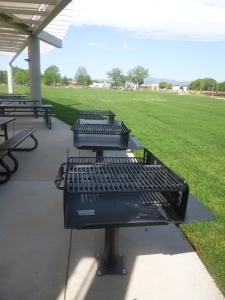 Pavilion Barbecue