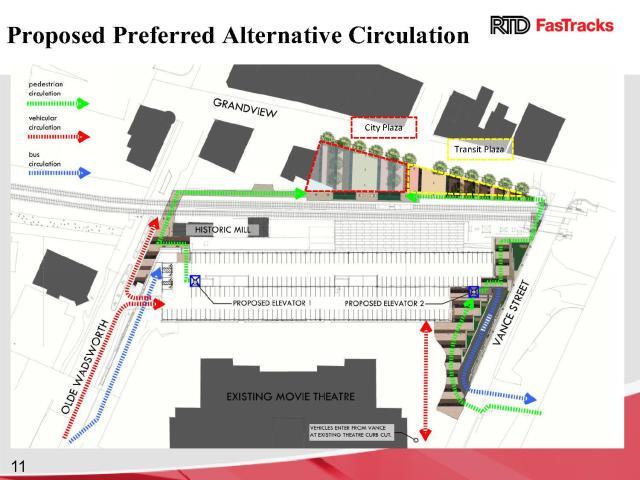 Revised Station Design - click to enlarge