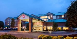 Hilton Garden Inn example