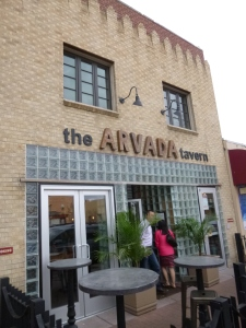 The thriving Arvada Tavern on Olde Wads