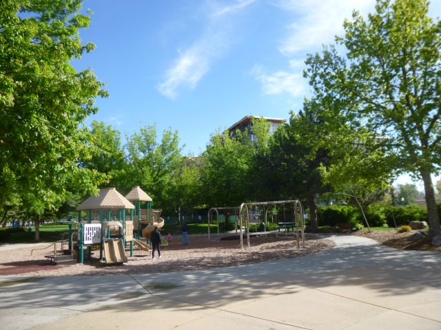 McIlvoy Park playground