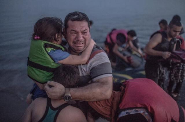 SyrianRefugeeFamily