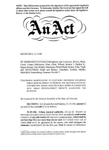 HB15-1348FrontPage