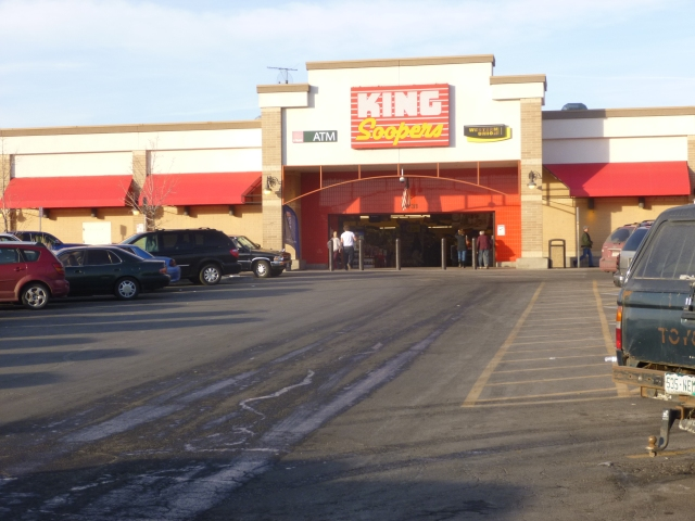 King Soopers at 58th Avenue and Independence