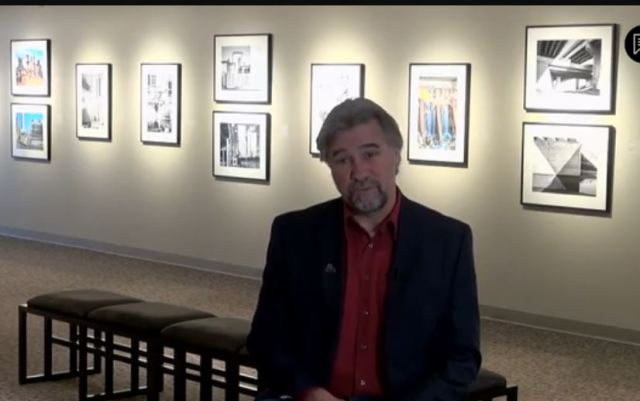 Arvada Center Executive Director Philip Sneed