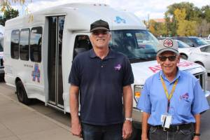 A-Line shuttle service direct to DIA will be ending Monday October 31st